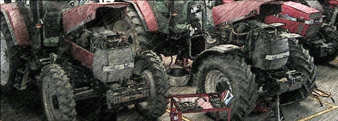 Reparación de Tractores Agrícolas