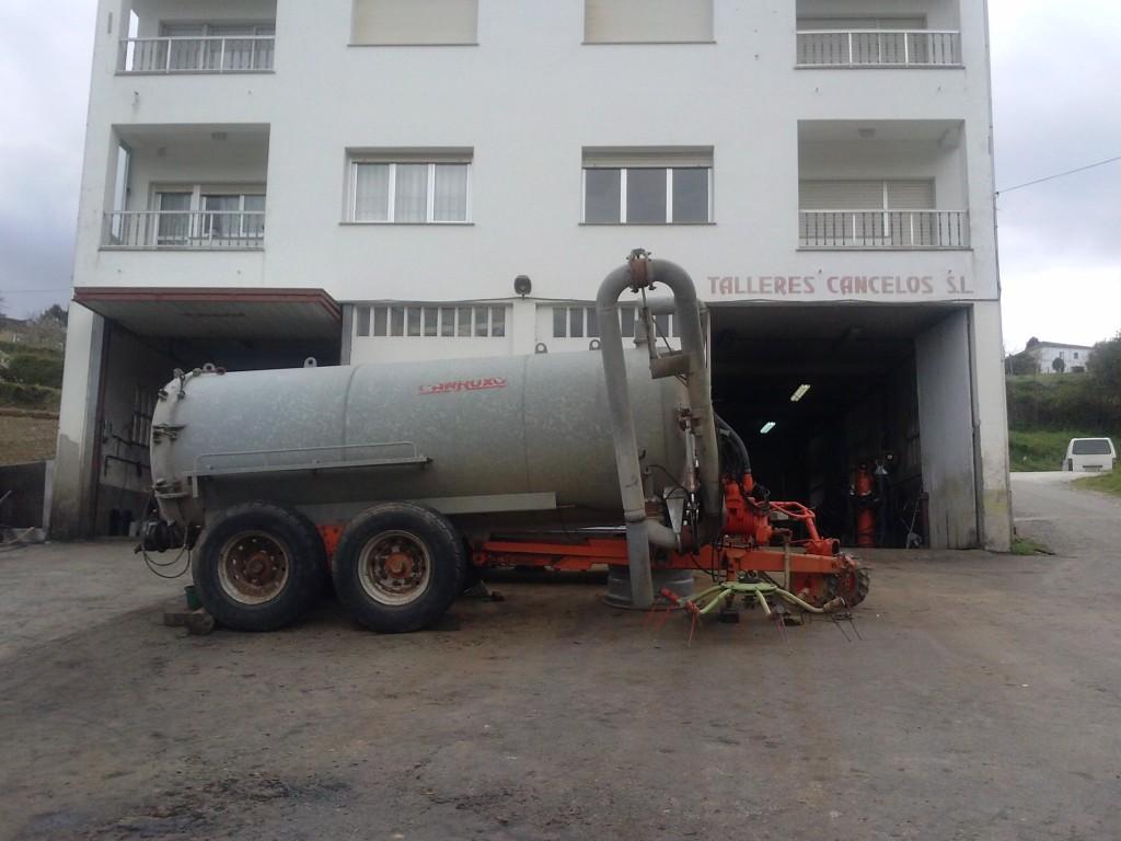 Cisterna CARRUXO 8000 1