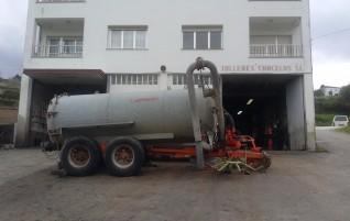 Cisterna CARRUXO 8000 L.